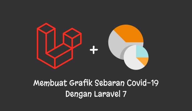 Membuat Grafik Sebaran Covid-19 dengan Laravel & Laravel Charts