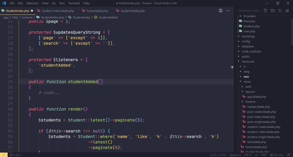 Konfigurasi Visual Studio Code 2020