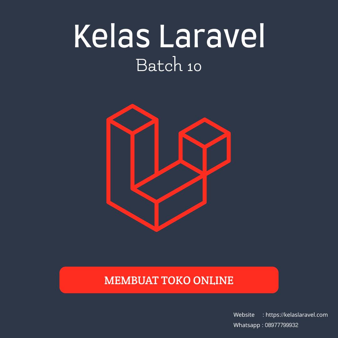 Kursus Laravel, Kelas Laravel