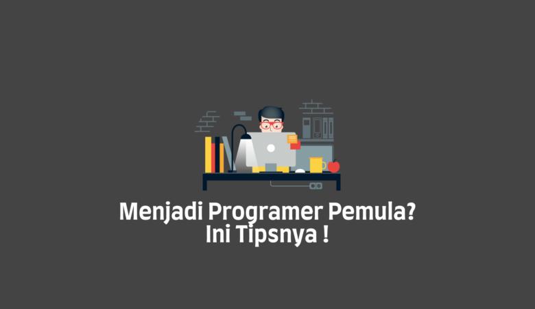 Menjadi Programmer Pemula