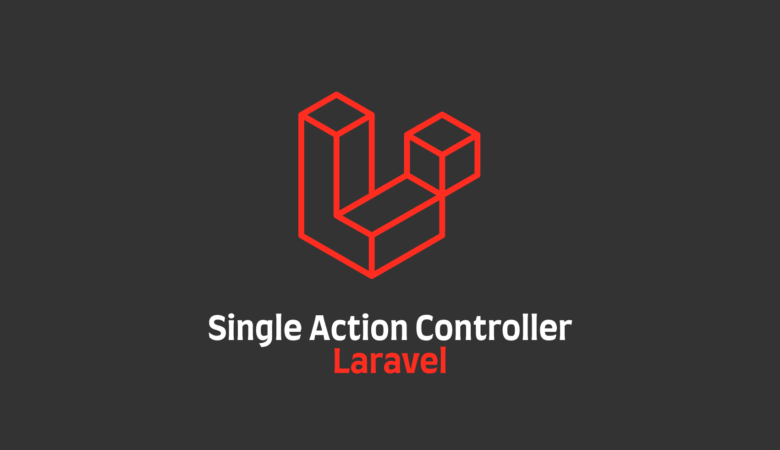 Laravel Single Action Controller